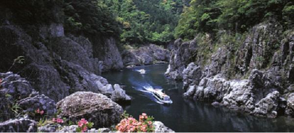 和歌山県|熊野・瀞峡